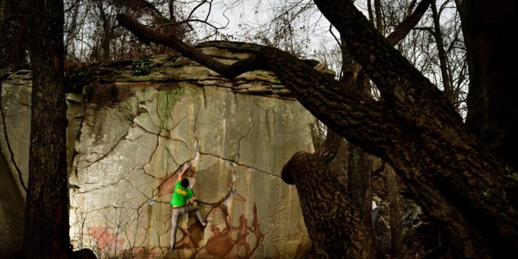 5 Amazing Bouldering