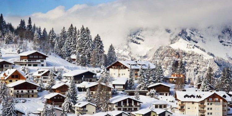 Alps Mountain Range - Things