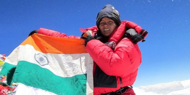 Arunima Sinha: Indian is first