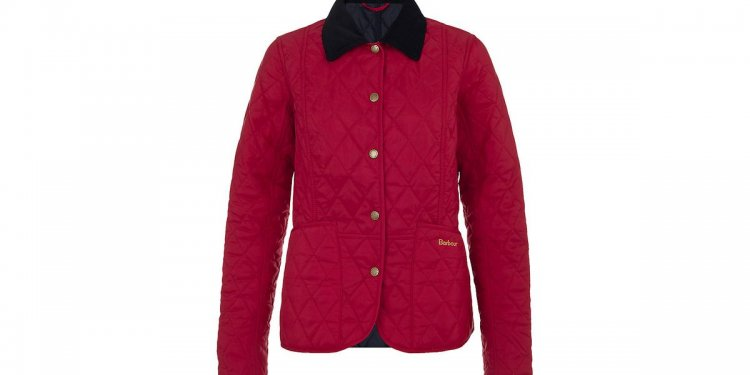 Barbour buryhead quilted
