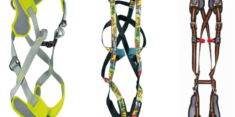 Buying a Kids Climbing Harness