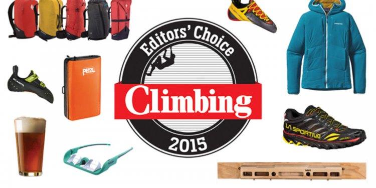 Climbing Gear Guide 2015: