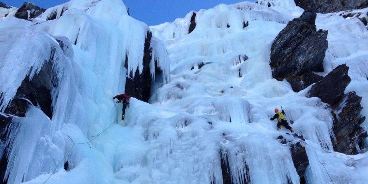 Ice Climbing Experience (ICE)