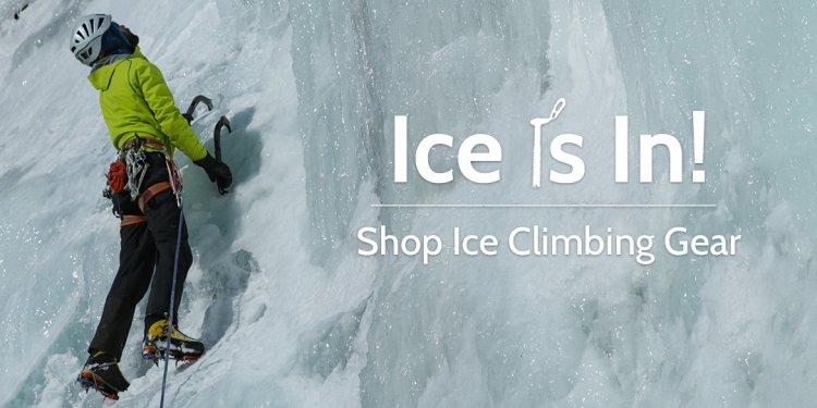 Climbing, Skiing, Clothing