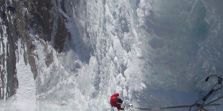 Boulder Falls, Colorado – Ice