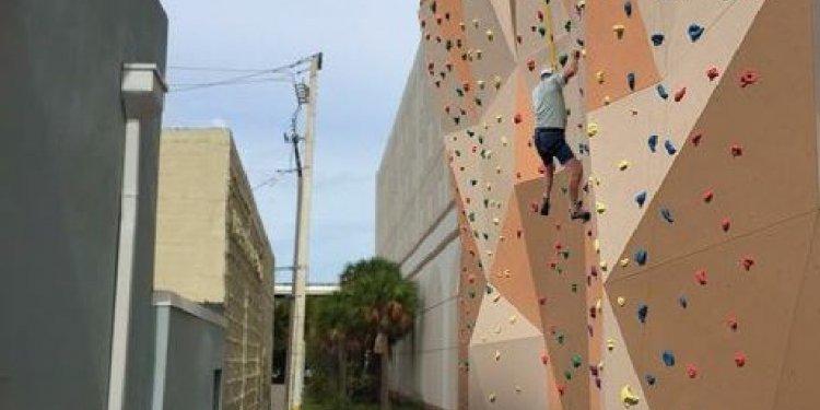 Coming Soon: Outdoor climbing
