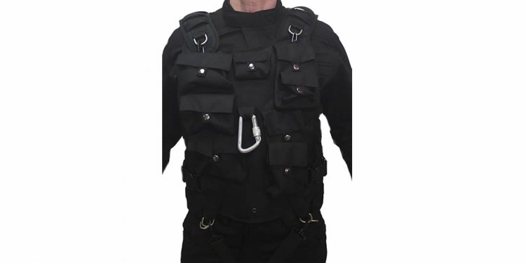 Apex tactical vest