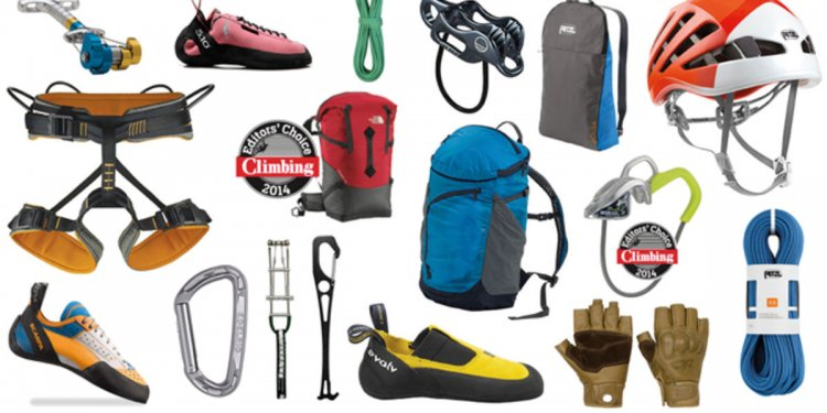 Gear Guide 2014: Trad Climbing