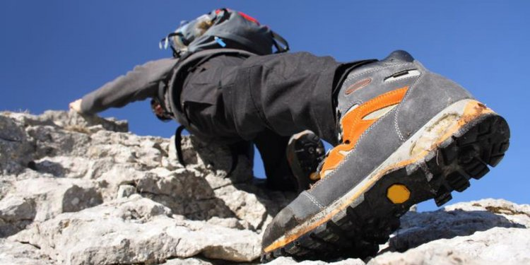 How to Make Climbing Shoes
