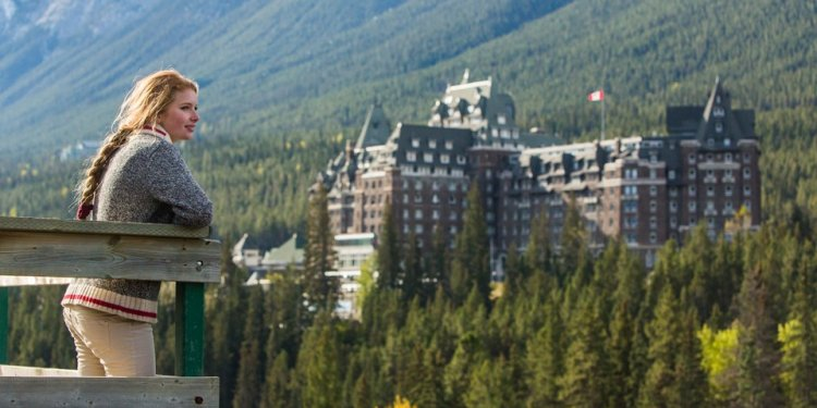 5 ways to Experience Banff