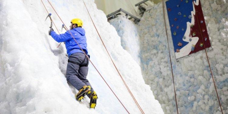 Ice Climbing Extravaganza