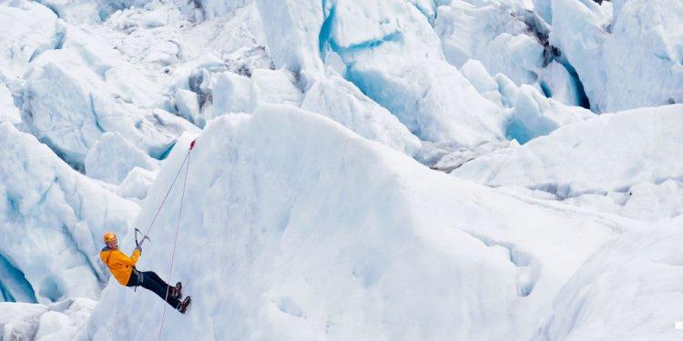 Glacier Guides Glacier xtreme