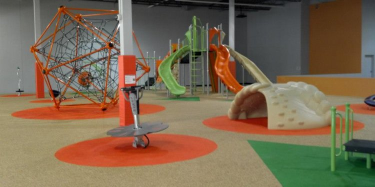 Indoor Play Areas for the Kids