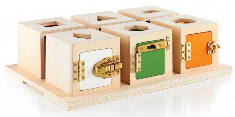Kids Lock Boxes