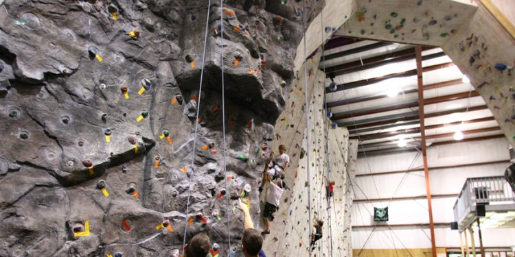 Indoor Climbing Classes
