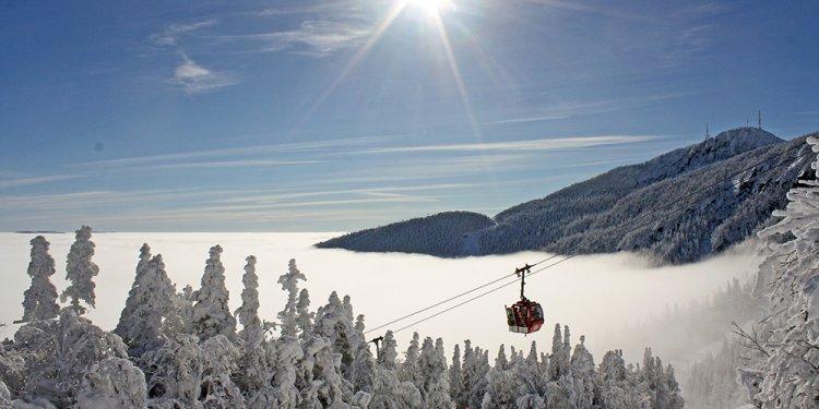 Make a Quick Ski Getaway to