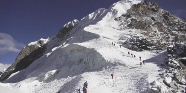 What it takes to climb Mount