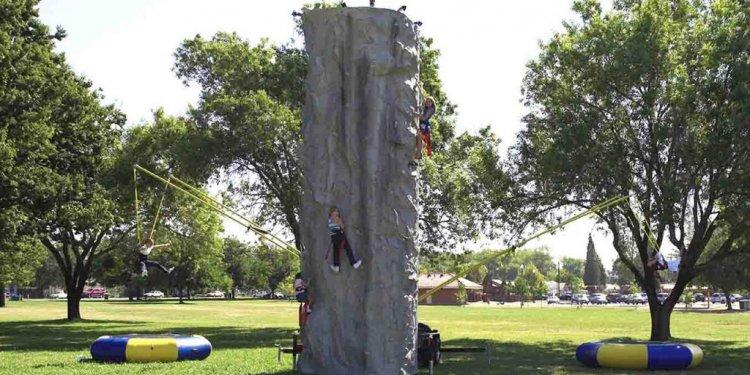 Radrock Climbing Wall