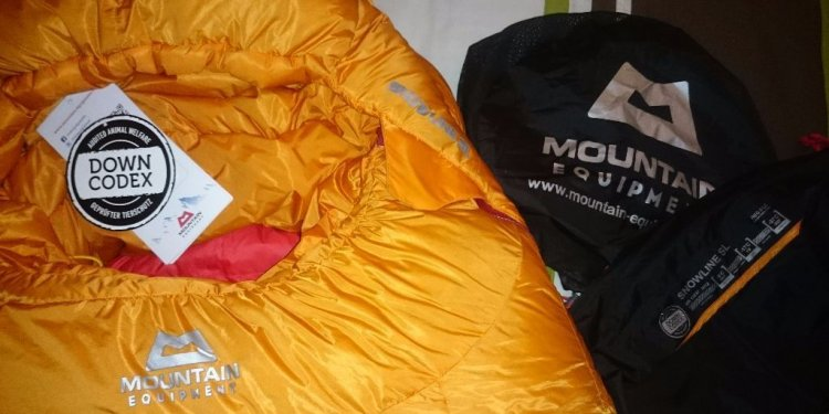 MOUNTAIN EQUIPMENT SNOWLINE SL