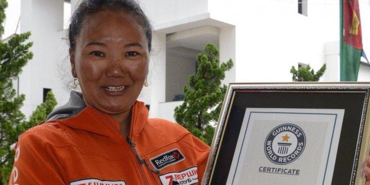 Nepal s Lhakpa Sherpa: I want