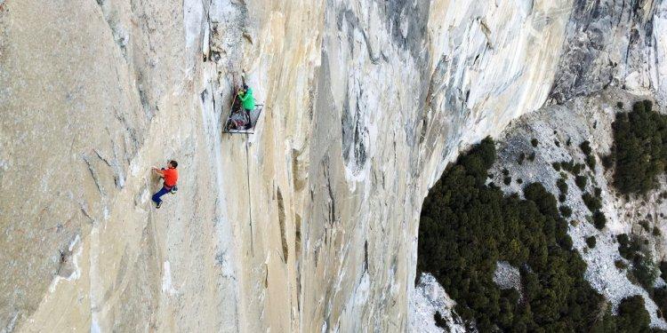 On El Capitan s Dawn Wall