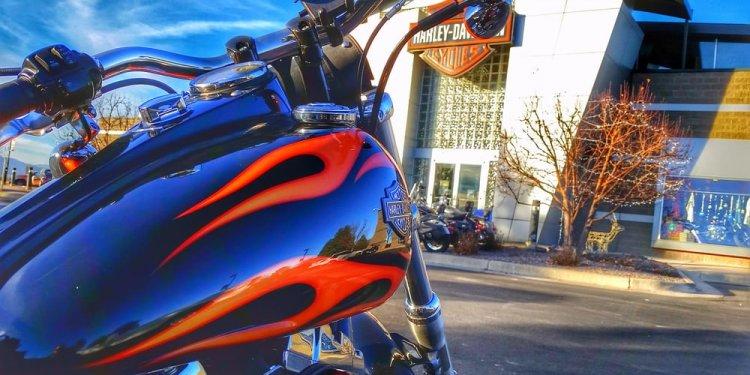 Photo of Rocky Mountain Harley