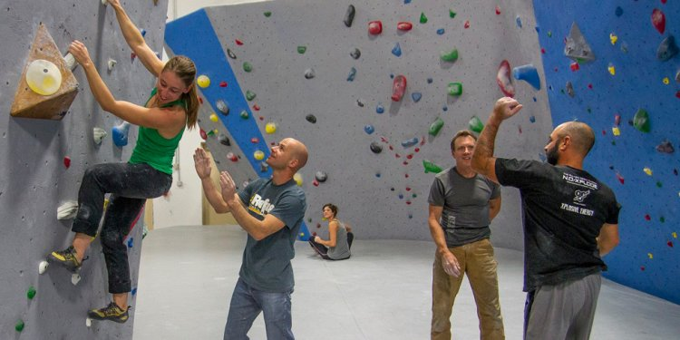 The Refuge Climbing & Fitness