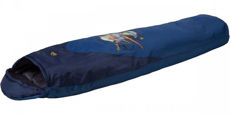 Mumienschlafsack Sleep, blau