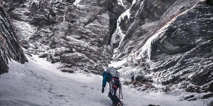 Notch Ice Climbing Vermont
