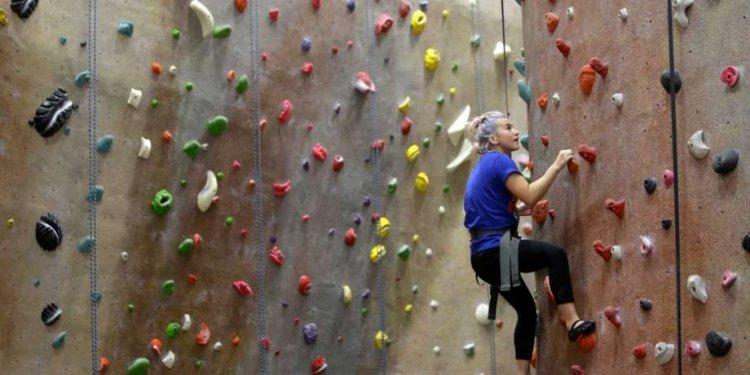 Climbs at inSPIRE Rock