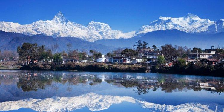 Annapurna mountain annapurna