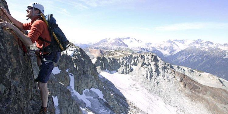 Whistler Climbing Whistler