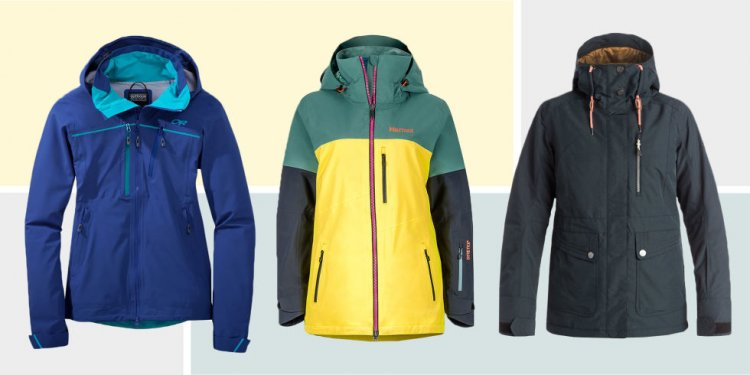 Mountain Hardwear Womens Jacket