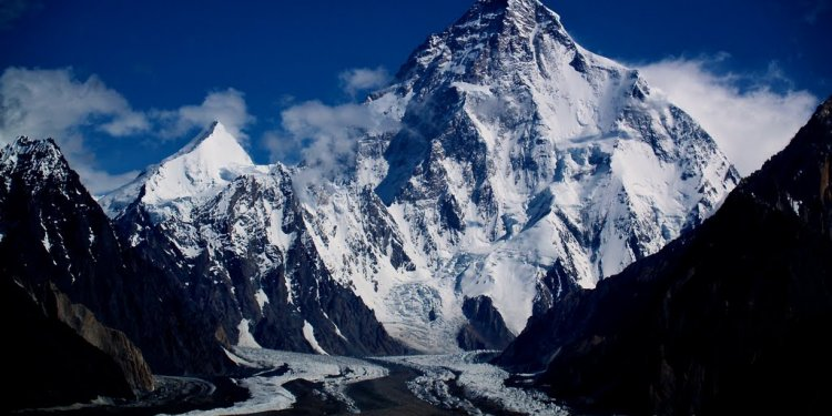 World hardest Mountain to Climb