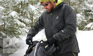 A solid ski touring outer layer or mid layer for skiing the resort.