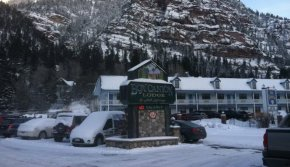 Box Canyon Lodge in Ouray Colorado
