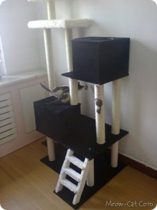 cat tower plan 1