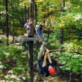 Climb high up in the trees with the Spring Mountain Canopy Tour.