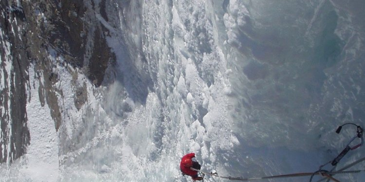 Colorado Ice climbing conditions
