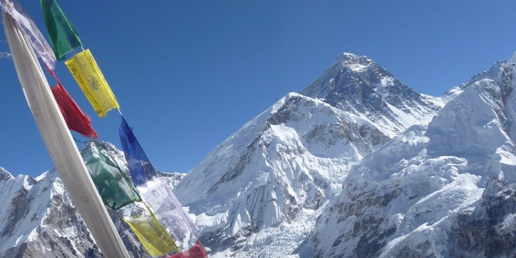 Best time to climb Mt. Everest
