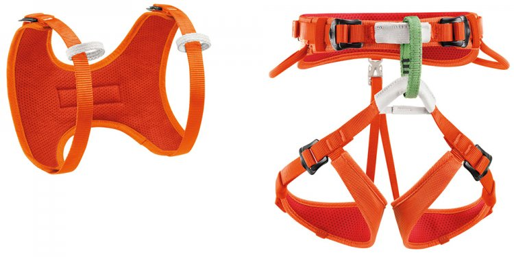 Kids Rock Climbing harness