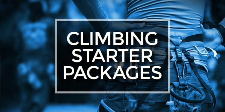 Rock Climbing harness Package
