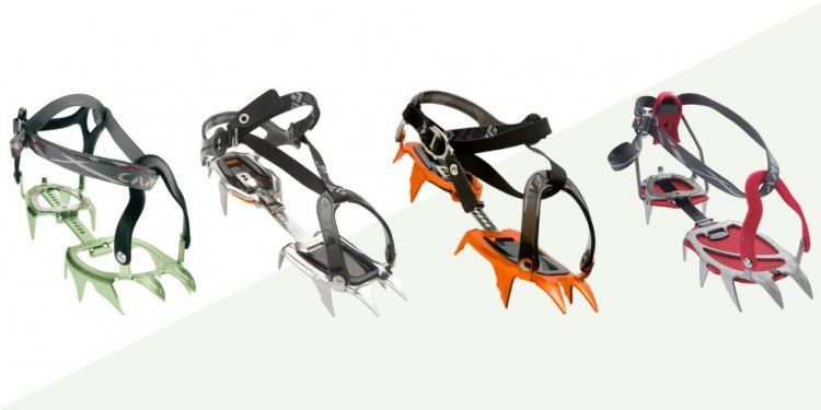 Crampons for Ice climbing