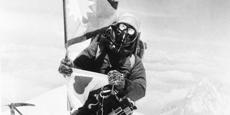 First woman to climb Mount Everest