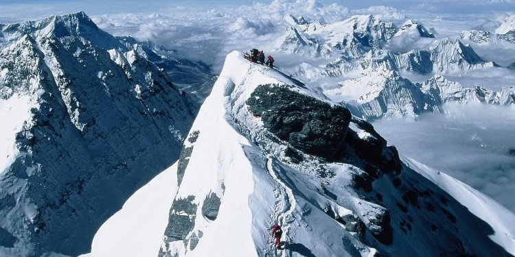 Everest climbing Expeditions