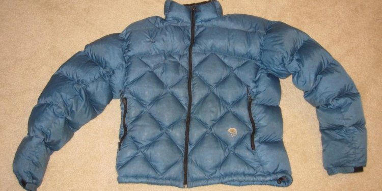 Mountain Hardwear Down Jacket Womens