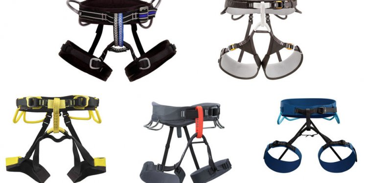 Best Ice climbing Harness