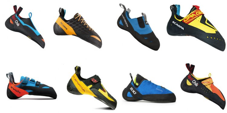 Scarpa climbing shoes Review