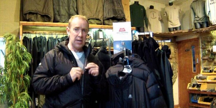 Mountain Equipment Lightline Jacket Review