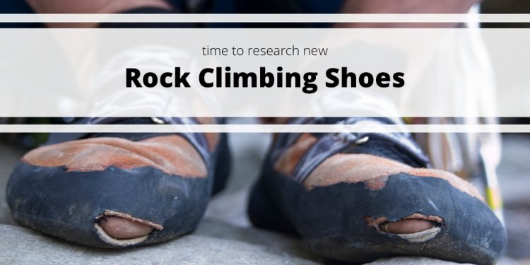Rock Pillars climbing shoes
